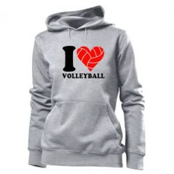 ������� ��������� I love volleyball - FatLine