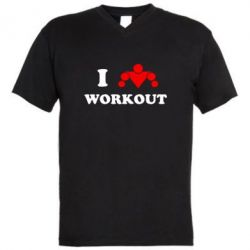 ������� ��������  � V-�������� ������� I love workout