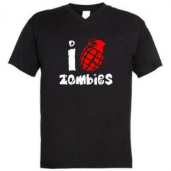 ������� ��������  � V-�������� ������� I love zombies - FatLine
