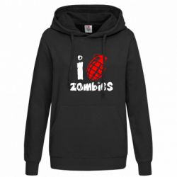 ������� ��������� I love zombies - FatLine