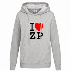 ������� ��������� I love ZP - FatLine