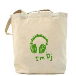 Сумка I'm DJ