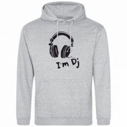 Толстовка I'm DJ - FatLine