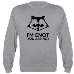 Реглан I'm ENOT - FatLine