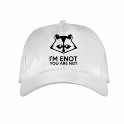Детская кепка I'm ENOT - FatLine
