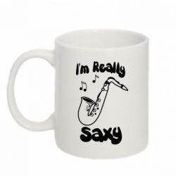 Кружка 320ml I'm really saxy - FatLine