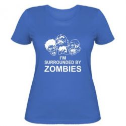 ������� �������� I'm surrounded by zombies - FatLine