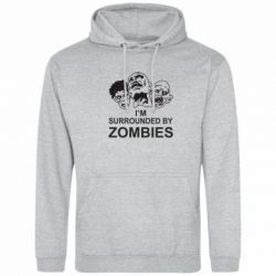 ��������� I'm surrounded by zombies - FatLine