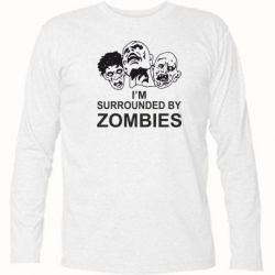 �������� � ������� ������� I'm surrounded by zombies - FatLine