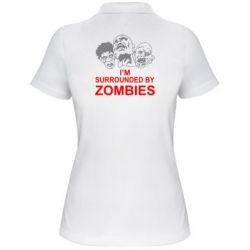������� �������� ���� I'm surrounded by zombies - FatLine