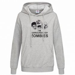 ������� ��������� I'm surrounded by zombies - FatLine