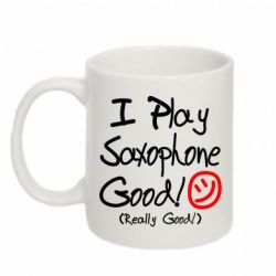������ I Play Saxophone good!