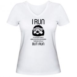 ������� �������� � V-�������� ������� I run - FatLine
