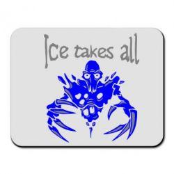 Коврик для мыши Ice takes all Dota - FatLine