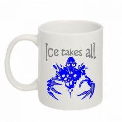 Кружка 320ml Ice takes all Dota - FatLine