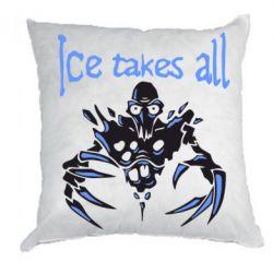 Подушка Ice takes all Dota - FatLine