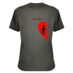 Камуфляжная футболка Идеальное сочетание (мужская) - FatLine