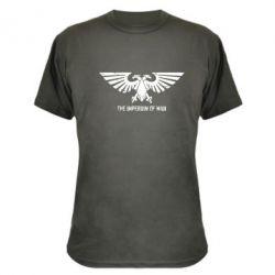 Камуфляжная футболка Imperium of Man - Warhammer 40K - FatLine
