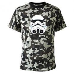 Камуфляжная футболка Имперский штурмовик - FatLine