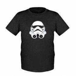 Детская футболка Имперский штурмовик - FatLine