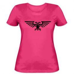 Женская футболка Imprerium Warhammer 40000 - FatLine