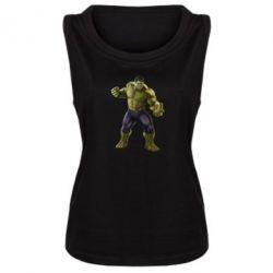 Женская майка Incredible Hulk 2 - FatLine