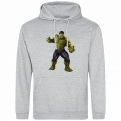 Мужская толстовка Incredible Hulk 2 - FatLine
