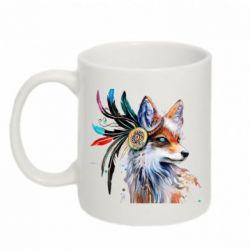 Кружка 320ml Indian Fox