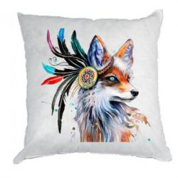 Подушка Indian Fox