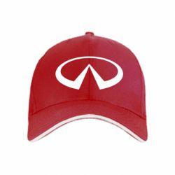 кепка Infiniti logo - FatLine