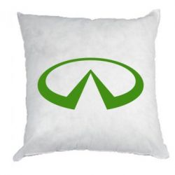 Подушка Infiniti logo - FatLine