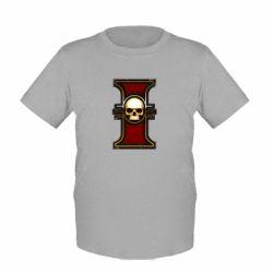Детская футболка инквизиция warhammer