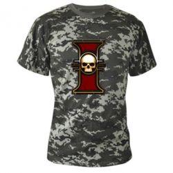 Камуфляжная футболка инквизиция warhammer - FatLine