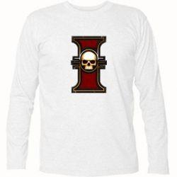 Футболка с длинным рукавом инквизиция warhammer - FatLine