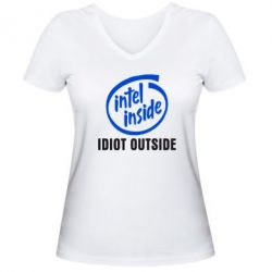 ������� �������� � V-�������� ������� Intel inside, idiot outside - FatLine