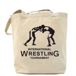 Сумка International Wrestling Tournament