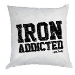 Подушка Iron Addicted - FatLine