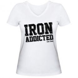 ������� �������� � V-�������� ������� Iron Addicted