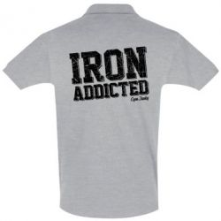 Футболка Поло Iron Addicted - FatLine