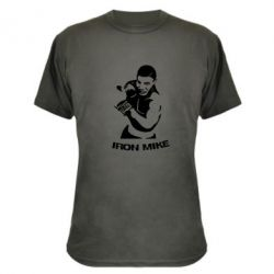 Камуфляжная футболка Iron Mike - FatLine