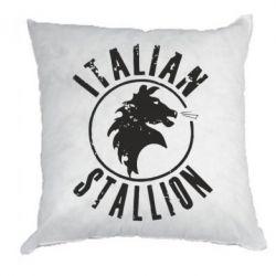 Подушка Italian Stallion