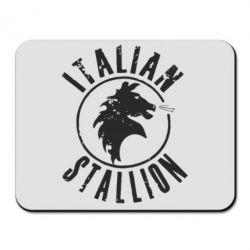 Коврик для мыши Italian Stallion