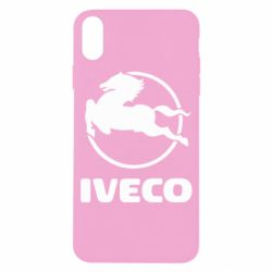 Наклейка IVECO - FatLine