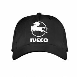Детская кепка IVECO - FatLine