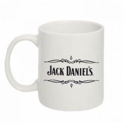 Кружка 320ml Jack Daniel's Logo - FatLine