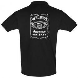 Футболка Поло Jack Daniel's Whiskey - FatLine