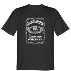 Мужская футболка Jack Daniel's Whiskey - FatLine
