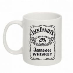 Кружка 320ml Jack Daniel's Whiskey - FatLine
