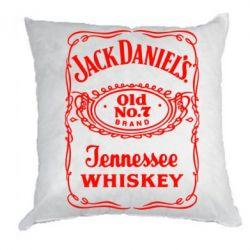 Подушка Jack Daniel's Whiskey - FatLine