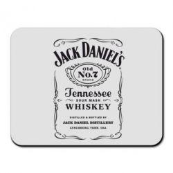 Коврик для мыши Jack Daniel's - FatLine